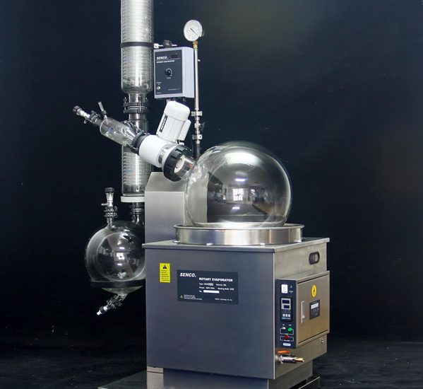 large scale rotary evaporator 50 Liter